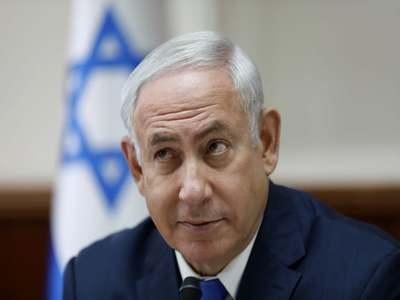 Israel's Netanyahu pledges financial aid for 'all citizens'