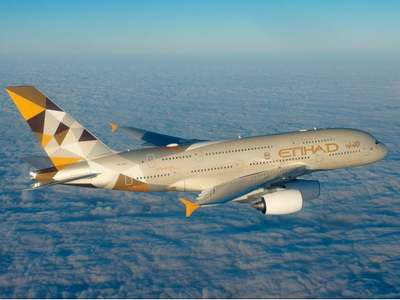 Etihad resumes flight operations in Pakistan, with mandatory tests for passengers