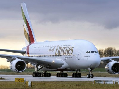 Social distancing on aircraft 'nice' but unrealistic: Emirates