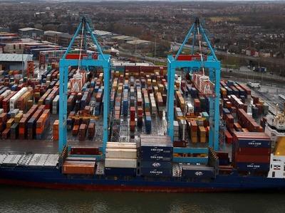 Exports down 6.81 percent YoY