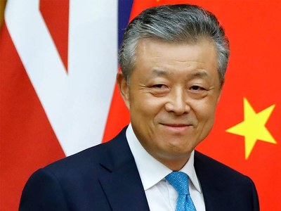 China warns UK over basing aircraft carrier in Pacific