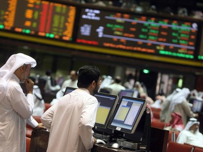 Egyptian shares fall amid fears of intervention in Libya