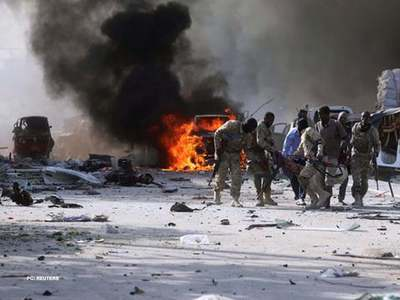 Car blast kills 7 near Syria-Turkey border post: monitor