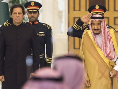 Pakistan prays for swift recovery of King Salman: PM
