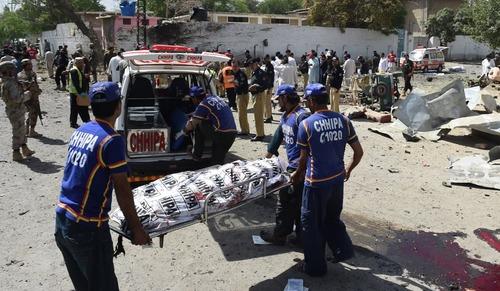 Blast in Balochistan's Turbat market kills one, injures several