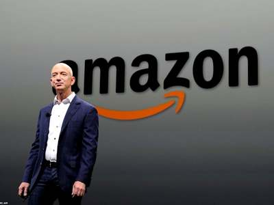 Amazon's Jeff Bezos amass record $13bn in a single day