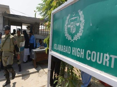 Journalist's abduction: IHC CJ says no society can progress by suppressing freedom of expression