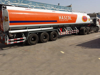 HASCOL in distress