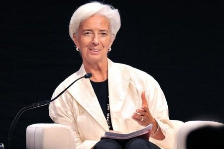 Female leaders doing 'better job' in virus crisis, says Lagarde