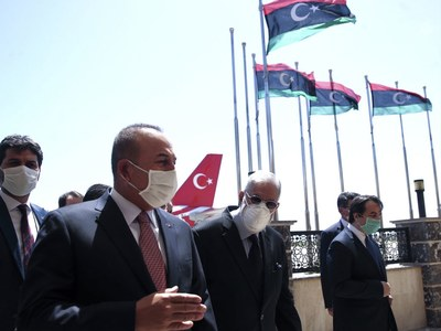 Turkey denounces 'doomed initiatives' of Libya rivals