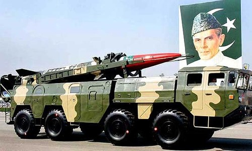Nuclear Security Index ranks Pakistan 'most improved country' in nuclear security