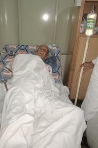 Sick 101-year-old prisoner denied relief by Pakistani legal justice system