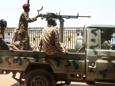 Sudan to deploy troops to Darfur after killings