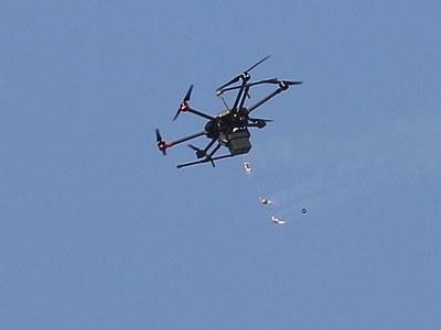 Israeli drone falls in Lebanese territory: army