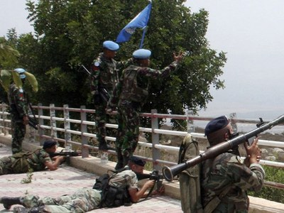 UN mission urges 'maximum restraint' after Lebanon-Israel border clashes