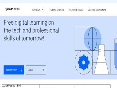 IBM launching Open P-tech learning platform in Pakistan