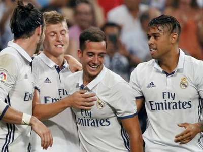 Real Madrid striker reportedly tests positive for COVID-19
