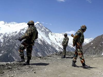 Beijing says troops disengaged on most of China-India border
