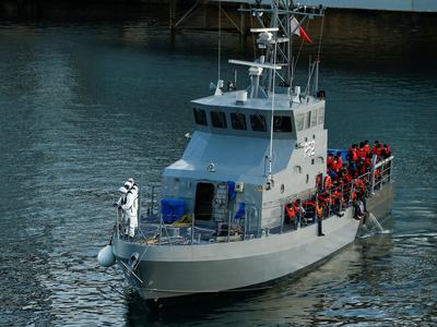 Two-thirds of 94 migrants rescued by Malta have COVID-19