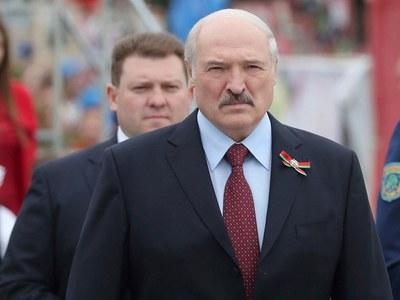 Belarus leader claims he worked through coronavirus