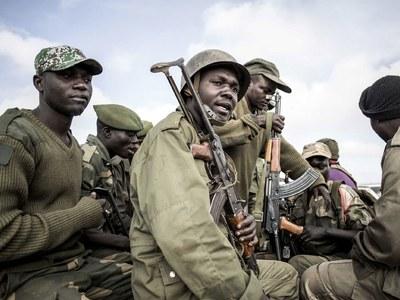 Rebel ambush kills 7 soldiers in eastern DR Congo: monitor