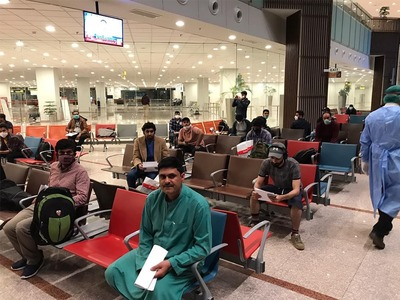 95% of stranded Pakistanis have been brought back within two and a half months