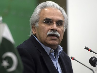 Zafar Mirza resigns as SAPM on Health