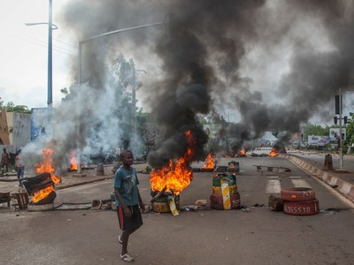 Mali crisis mediation falters amid opposition defiance