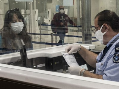 Cyprus reports 3-month high in virus cases