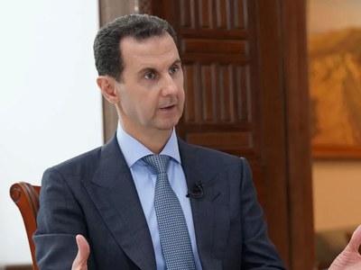 US imposes sanctions on teenage son of Syrian leader Assad