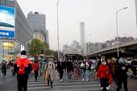 Mainland China reports 105 new coronavirus cases, including 96 in Xinjiang