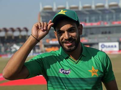 Haris Rauf cleared for England travel
