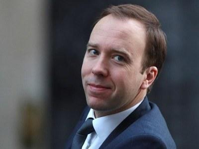 UK coronavirus cases at best flat, health minister says
