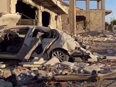 Car bomb kills 9 in northeast Syria: monitor