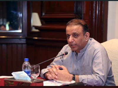 Pakistan moving towards development: Aleem Khan