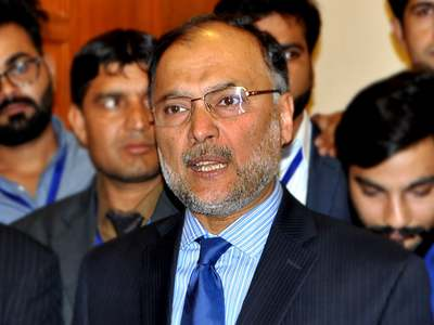 Government caught enforcing black law in FATF name: Ahsan Iqbal