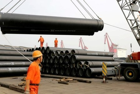 Asia's factory pain eases as China's activity jumps