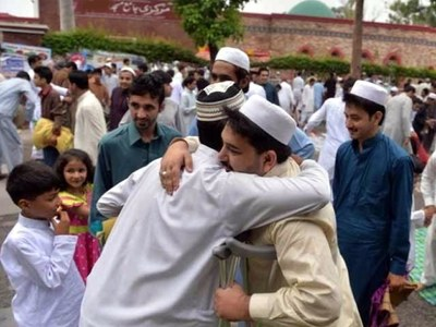 Eidul Azha celebrated with religious fervour across KP