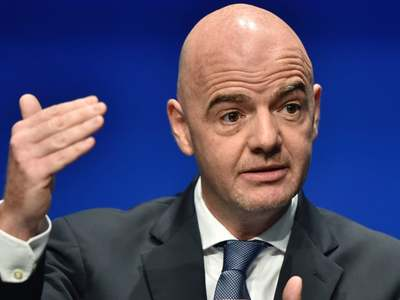 Infantino to 'respect' any ethics committee decision – FIFA