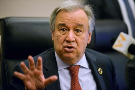 UN chief warns world facing 'generational catastrophe' on education