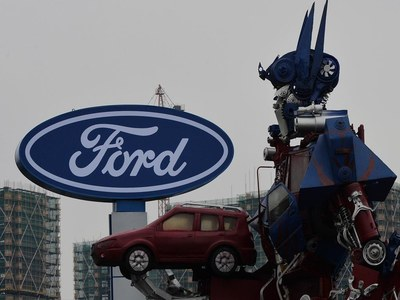 New Ford CEO Farley eyes expansion into tech fields
