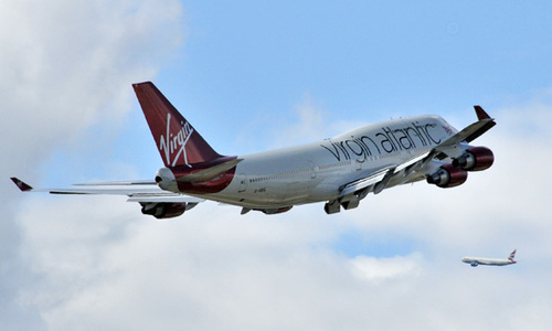 Virgin Atlantic files for Chapter 15 bankruptcy in New York