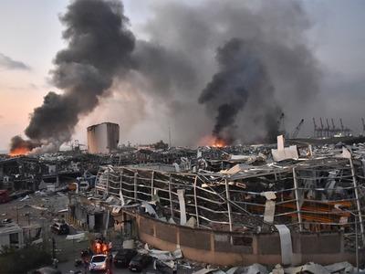 France, Turkey, Gulf states among those aiding Beirut after blast