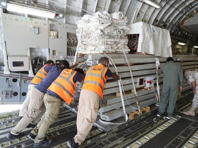 Qatar sends field hospitals to Lebanon