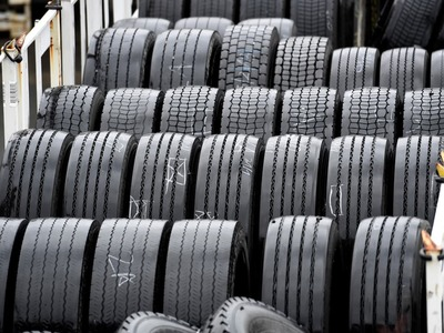 Rubber Tyres, Tubes imports reduced by 22.56 per cent in FY 2019-20