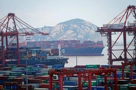China July trade surplus with U.S. at $32.46 billion