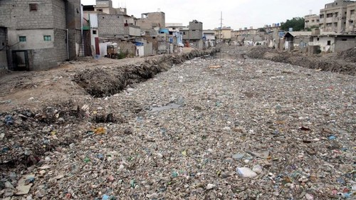 Cleaning of Karachi's storm-water drains to be completed today: NDMA