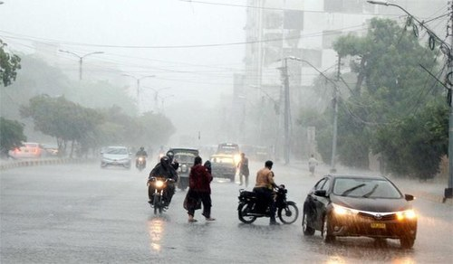 Six electrocuted to death as rain, power outages bring more misery for Karachiites