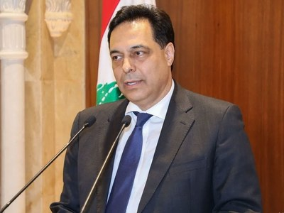 Lebanon PM Diab to call for early polls after deadly blast