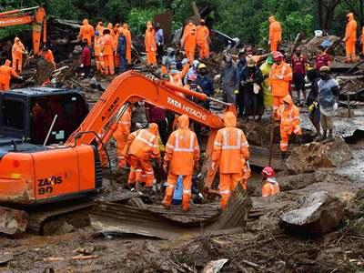 At least 29 killed in monsoon-triggered India landslide